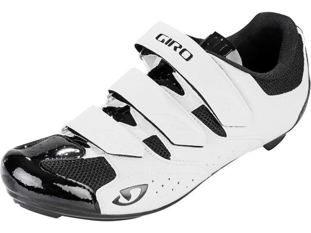 Giro Techne Buty Mężczyźni, white/black